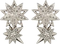 House of Harlow 1960 Star Cluster Earrings