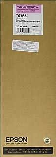 Epson UltraChrome HDR Ink Cartridge - 700ml Vivid Light Magenta (T636600)