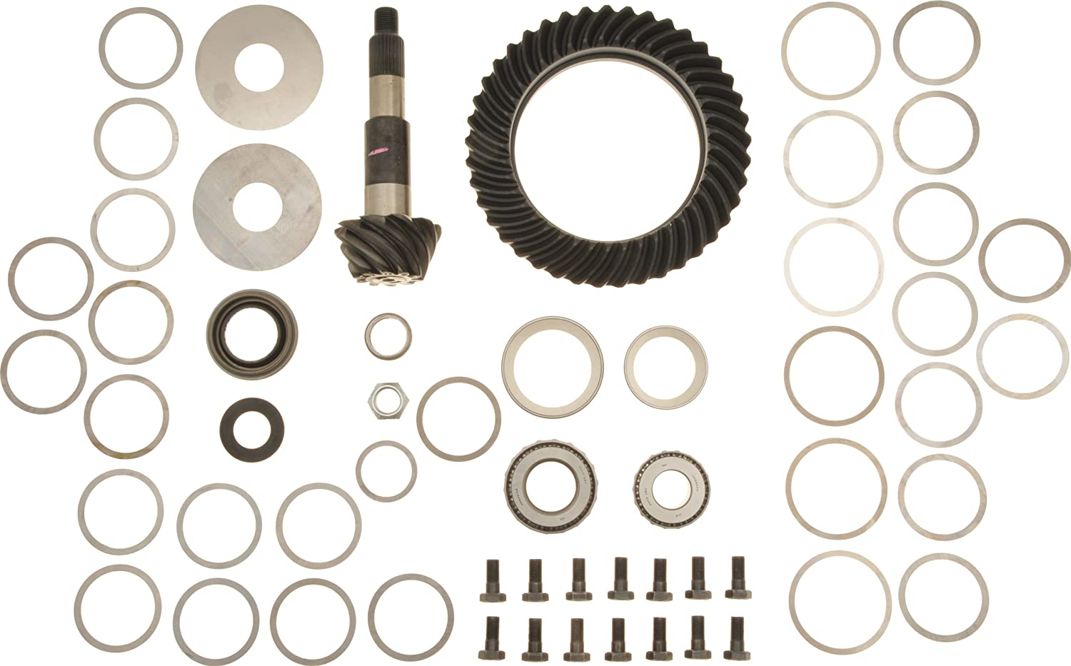 SVL 708009-2 Differential Ring Inexpensive and Pinion DANA Gear for Set Safety and trust 60