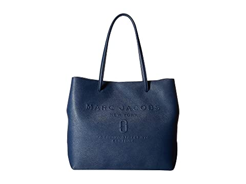Marc Jacobs Logo Shopper East/West Tote