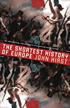 Best the shortest history of europe Reviews