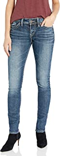Women's Elyse Relaxed Mid-Rise Skinny