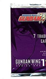 Ban Dai Mobile Suit Gundam Wing Series 1 Trading Cards Pack