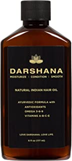 Darshana Natural Indian Hair Oil (6 fl oz.)