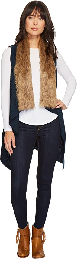 Ariat - Fur Sweater Vest