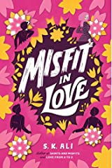Misfit in Love (Saints and Misfits Book 2) Kindle Edition