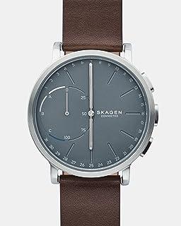Smartwatch Híbrido Skagen Hagen Connected SKT1110 Café Oscuro