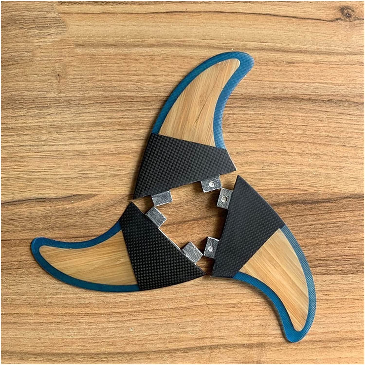 Surfboard Tail Thruster 3Pcs Surfboard Fin Surfing Thruster Carb