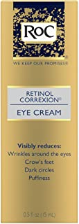 ROC视黄醇深度抗皱眼霜 0.5盎司(15ml)