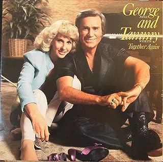 "George Jones and Tammy Wynette: Together Again (12"" 33 LP Vinyl)"