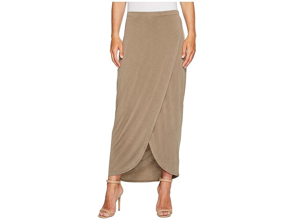 NIC+ZOE Boardwalk Skirt (Washed Marshland) Women