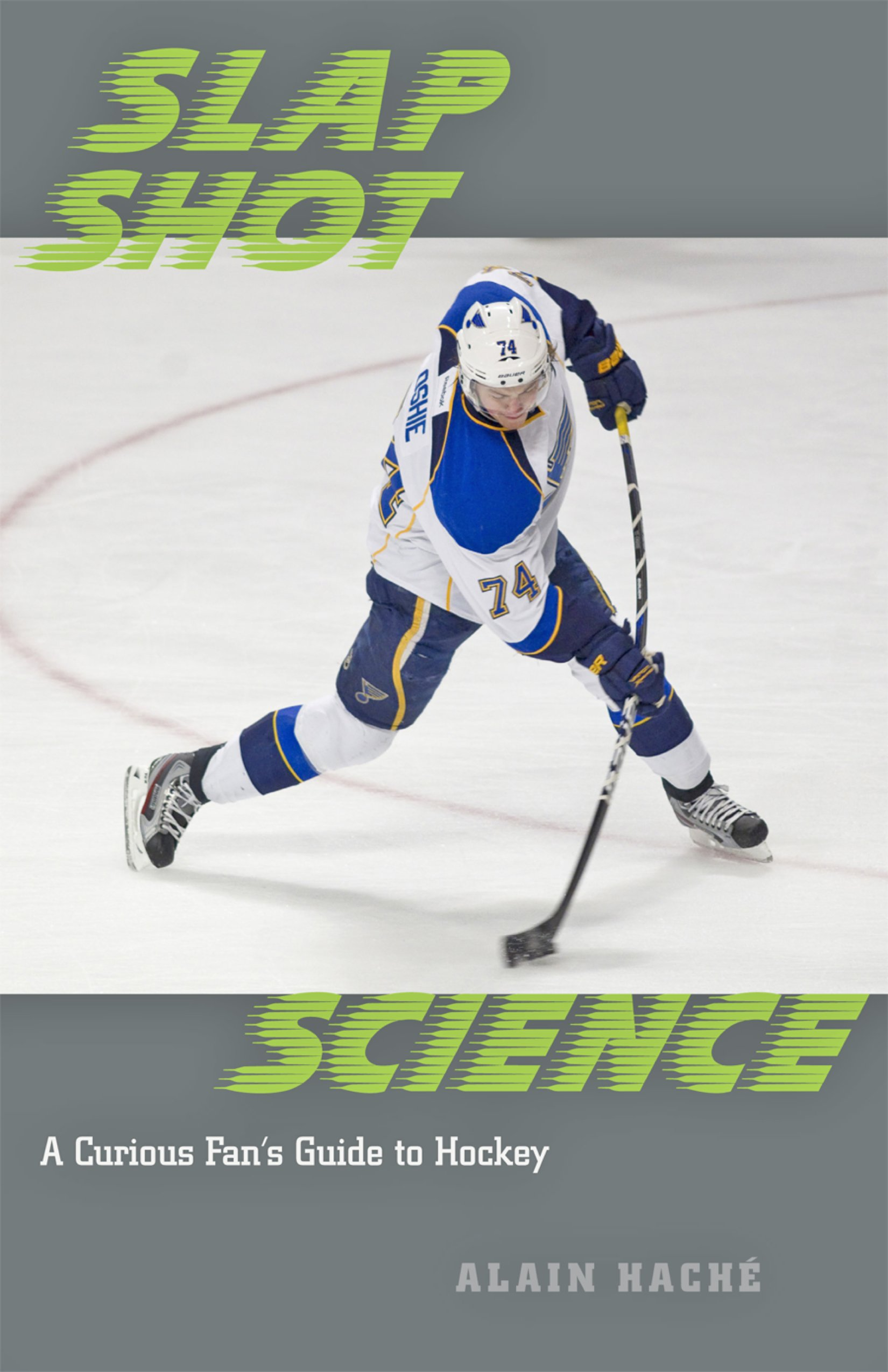 Slap Shot Science (English Edition)