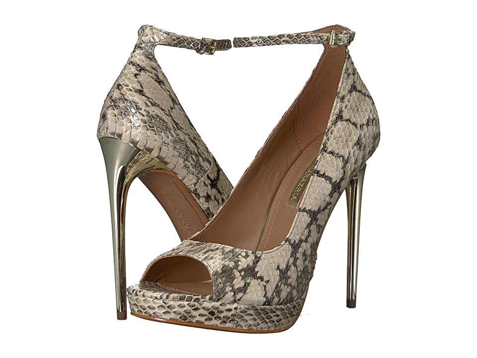BCBGeneration BCBGMaxazria Becky (Natural Snake) High Heels