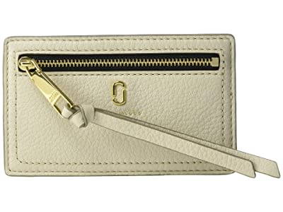 Marc Jacobs Cardholder (Cream) Handbags