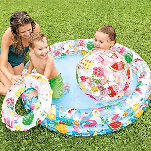 high quality Intex 2021 Recreation 59460EP, discount just so fruity, Pool Set online sale