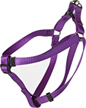 Majestic Pet 15in 25in Step In Dog Harness Purple, Lrg 40 120 lbs Dog By Products