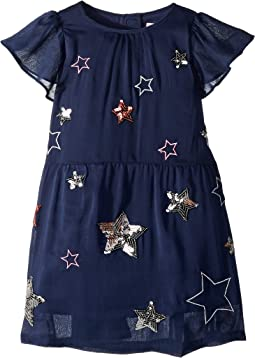 Sequin Party Dress (Toddler/Little Kids/Big Kids)
