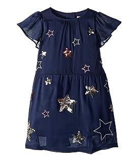 Sequin Party Dress (Toddler/Little Kids/Big Kids)