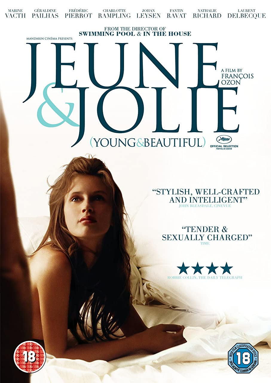 マイクロひどく太鼓腹Jeune & Jolie (Young and Beautiful)