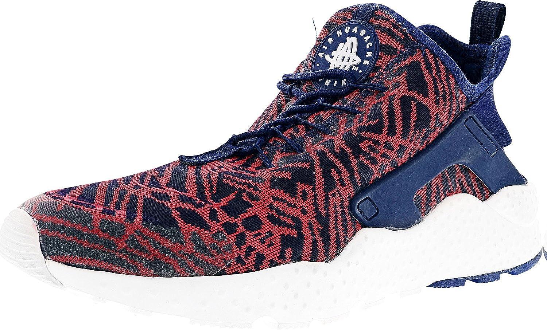 Nike Damen W Air Huarache Run Ultra Kjcrd Fitnessschuhe, blau