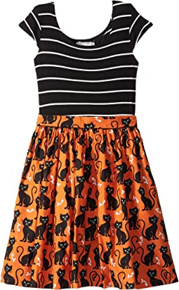Kitties Maddy Dress (Big Kids)