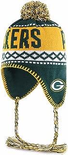 NFL Men's OTS Abenaki Sherpa Knit Cap with Pom