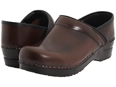 Sanita Professional Cabrio (Brown Brush Off Leather) Women