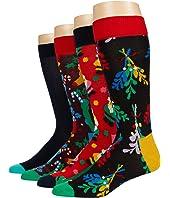 12-Pack 12 Days Of Holiday Socks Gift Set