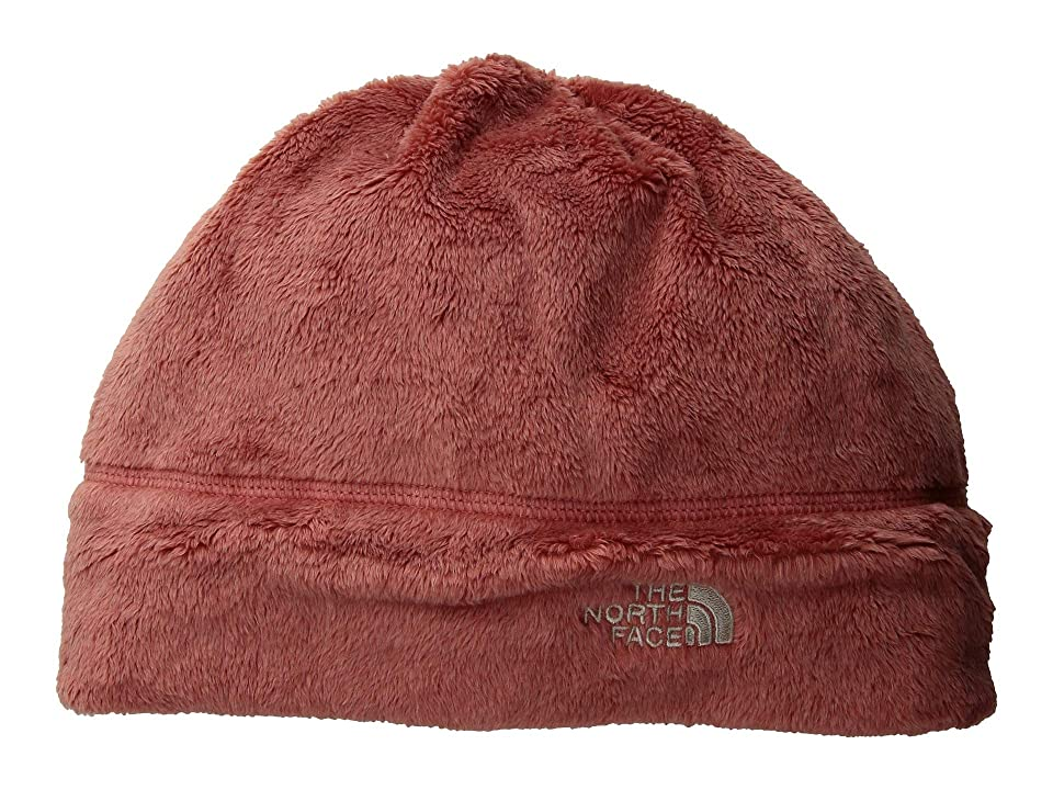 The North Face Osito Beanie (Faded Rose Heather) Beanies