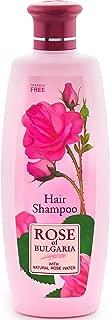 Biofresh Rose of Bulgaria Hair Shampoo with Natural Rose Water 11 fl oz