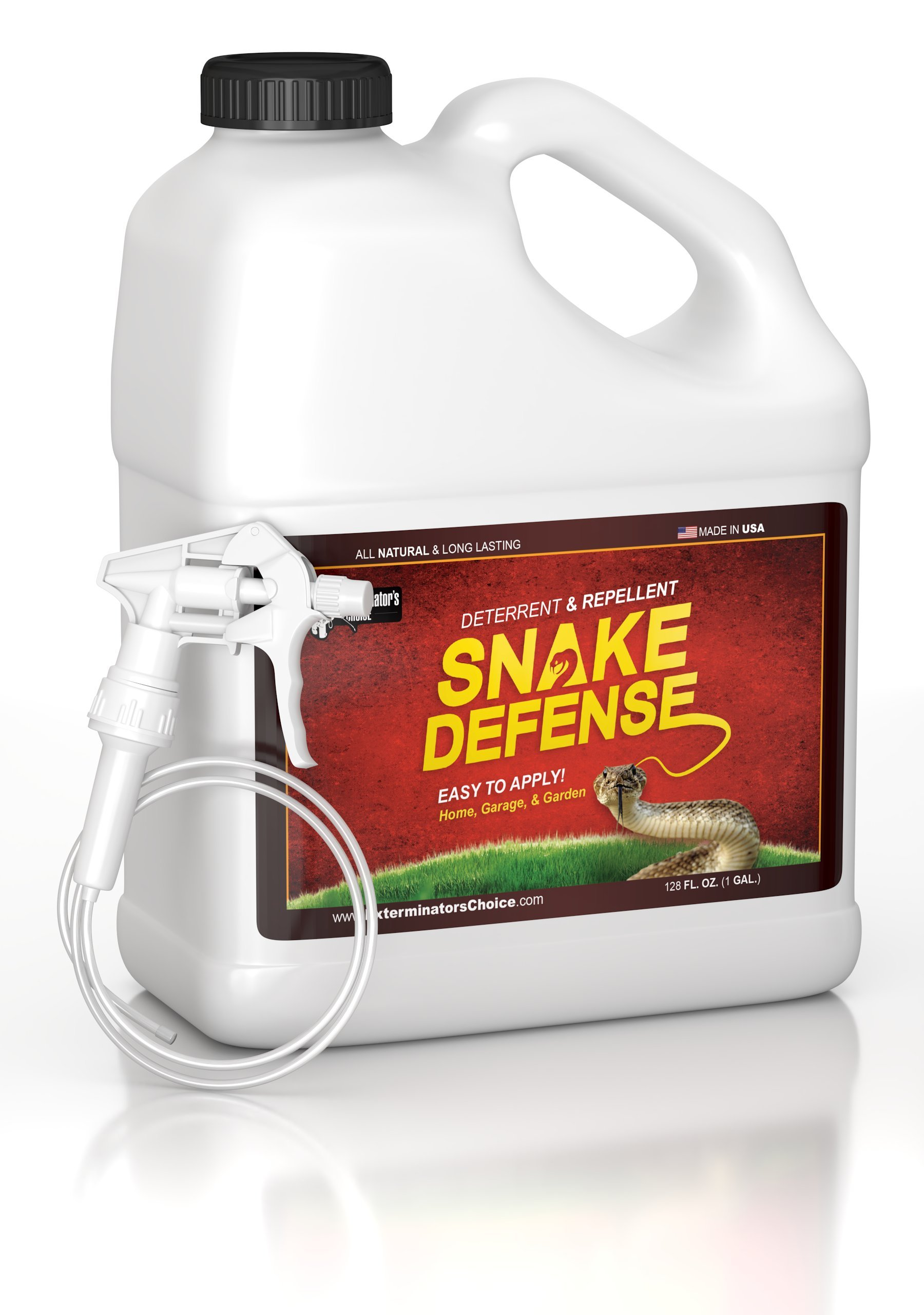 Defense Gallon Repellent Deterrent Snakes