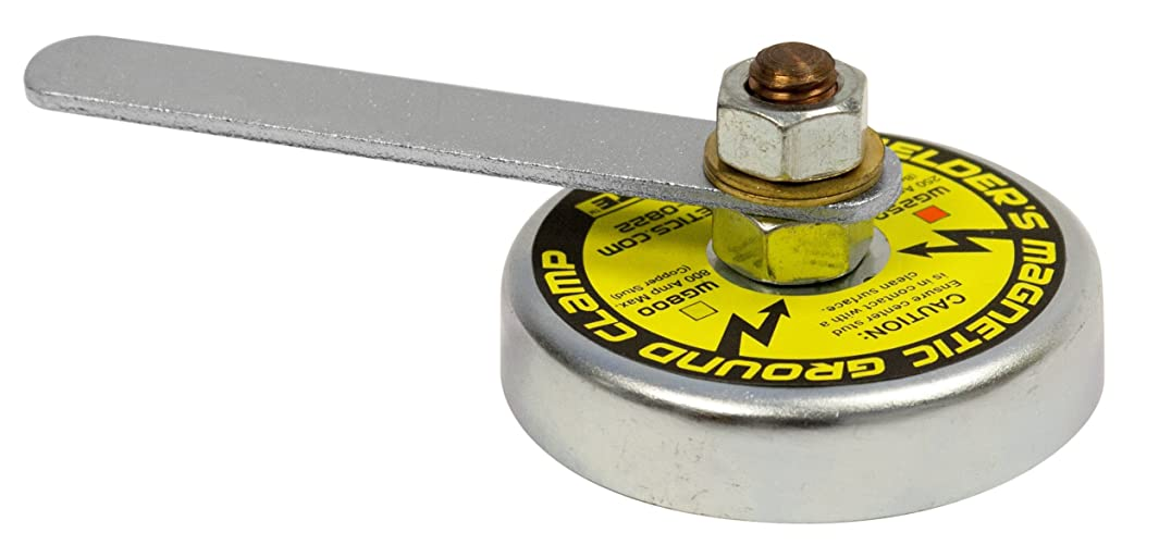 MAG-MATE WG250 Magnetic Welding Ground, 250 Amp