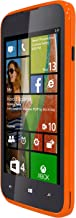 BLU Win JR 4-Inch Windows Phone 8.1, 5MP Camera, Unlocked Cell Phones-Orange