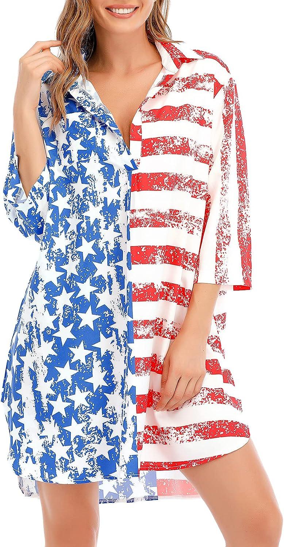 American Trends Womens Bathing Suit Cover Up Summer Swimwear Cover Ups for Women Sexy Bikini Beach Shirt Dress