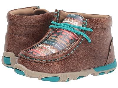 M&F Western Kids Landry (Toddler) (Brown) Cowboy Boots