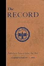 (Reprint) 1944 Yearbook: Littleton High School, Littleton, New Hampshire
