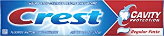 Crest Cavity Protection Toothpaste, Regular, 8.2 Oz (Pack of 6)