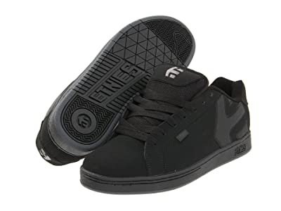 etnies Fader (Black Dirty Wash) Men