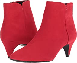 Red Microsuede