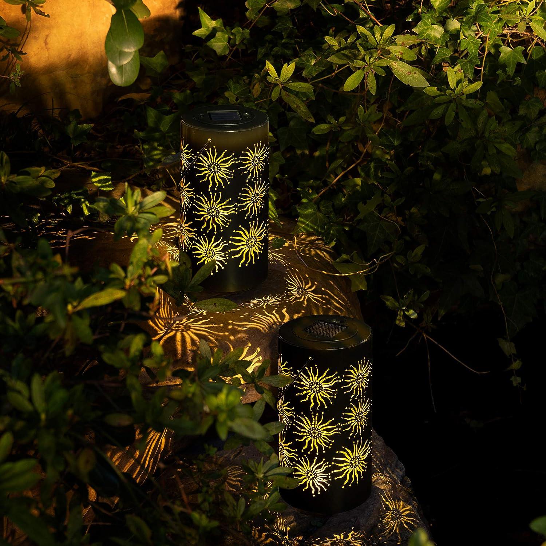 Max 56% OFF Solpex Solar Hanging Lantern Outdoor Decor Sun P Garden Sales