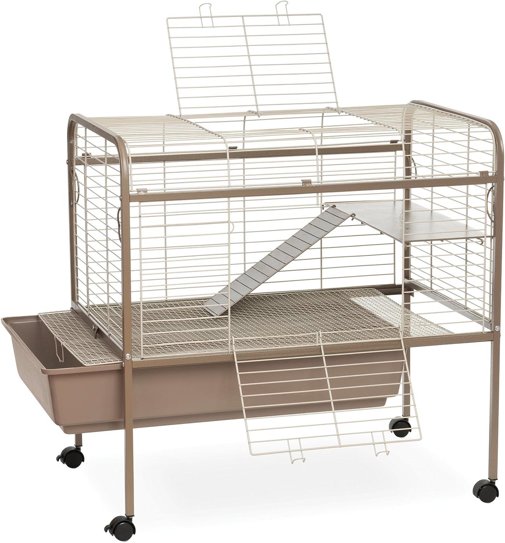 Prevue Hendryx Cocoa /& Cream Small Animal Cage Stand