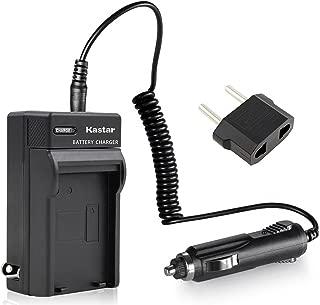 car /& EU adapters For Sony DCR-SX41 CX210 CX12 SX65 CX190 CX160 CX220 CX150 HDR-CX7 CX200 SX44 /& FV Series Batteries with fold-in wall plug CX130 SX63 Mini Battery Charger Kit for Sony NP-FP SX83 SX45 CX110 CX260V CX2 FH CX280E SX85