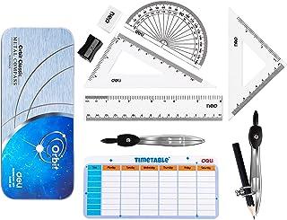 Deli Geometry Set Ergonomic handle head for compass EG306 95