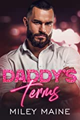 Daddy's Terms (Vegas Daddies Book 2) (English Edition) Format Kindle