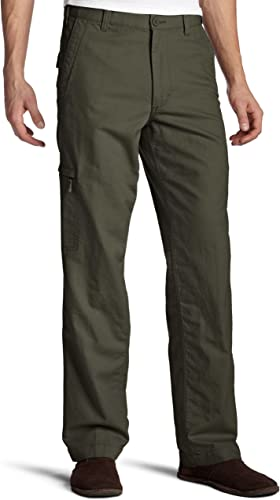 Dockers Men& 039;s Comfort Cargo D3 Classic-Fit Flat-Front Pant