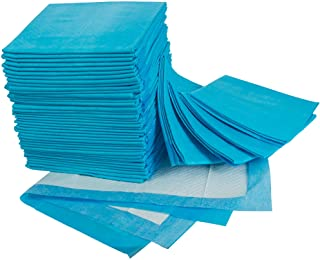 REMEDIES Disposable Incontinence Bed Pad - Super-Absorbent Under Pads, 60 X 90 cm, 45 Gram (150 Count)