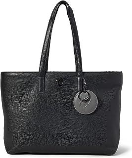 Mandarina Duck Damen Mellow Leather Umhängetasche, 12x27.5x28 Centimeters (W x H x L)