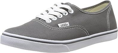 Vans Authentic Lo Pro (Pewter/True White) Women's Shoes