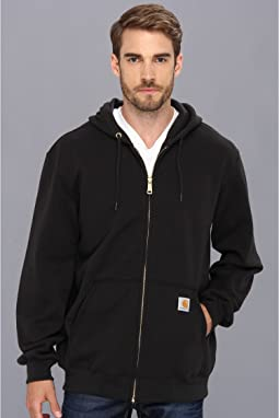 Carhartt - MW Hooded Zip Front Sweatshirt