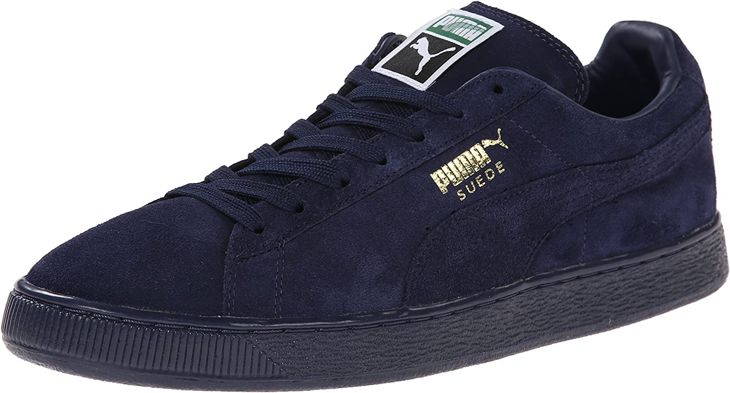 PUMA Men's Suede Classic Iced Lace-Up Fashion Sneaker